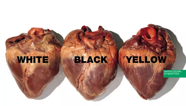 Premeon Werbekampagne Benetton Herzen